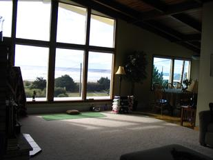 Yoga Space at Retreat
